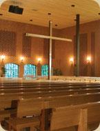 The Asymmetrical Arrangement of the Sanctuary