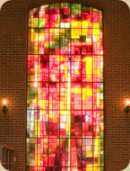 Baptismal Window